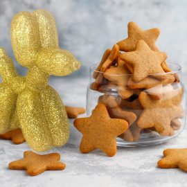 A Christmas Poem For Mom - milk and cookies