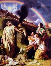 Noah's Ark – It's a good thing that Noah didn't have to deal with government regulations … right?