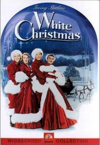 White Christmas, starring Bing Crosby, Danny Kaye, Vera Ellen, Rosemary Clooney