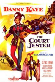 Funny movie quotes from The Court Jester (1956) , starring Danny Kaye, Glynnis Johns, Basil Rathbone, Angela Lansbury