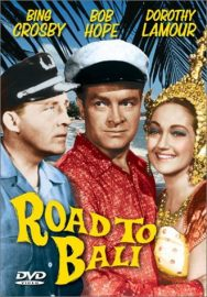 Funny movie quotes from Road to Bali (1952) starring Bob Hope, Bing Crosby, Dorothy Lamour