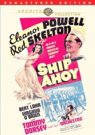 Funny movie quotes from Ship Ahoy starring Red Skelton, Eleanor Powell, Bert Lahr, Virginia O'Brien