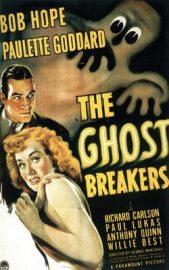 The Ghost Breakers, starring Bob Hope and Paulette Goddard