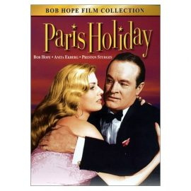 Funny movie quotes from Paris Holiday (1958) starring Bob Hope, Anita Eckberg, Preston Sturges
