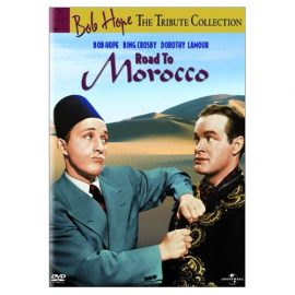Funny movie quotes from Road to Morocco (1942) starring Bob Hope, Bing Crosby, Dorothy Lamour