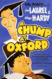 Funny movie quotes from A Chump at Oxford