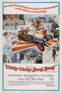 Funny movie quotes from Chitty Chitty Bang Bang, starring Dick Van Dyke, Sally Ann Howes, Lionel Jeffries