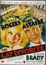 Funny movie quotes from The Gay Divorcee