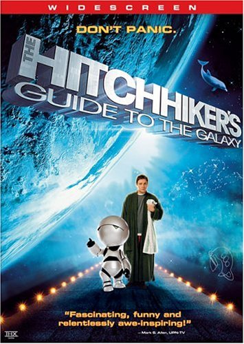 Funny movie quotes from The Hitchhiker's Guide to the Galaxy