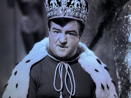 Lou Costello's definition of a husband