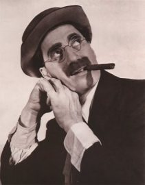 Funny quotes from Groucho Marx, master of the one-liner