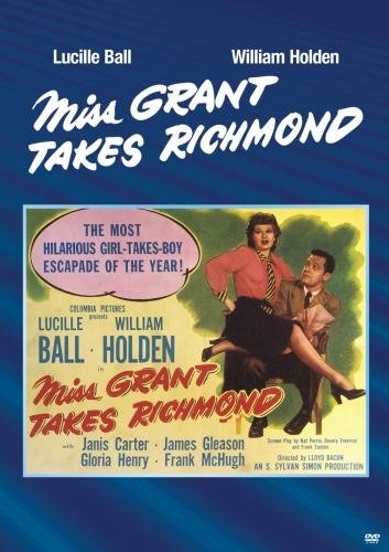 Funny movie quotes from Miss Grant Takes Richmond