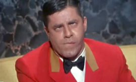 Song lyrics to I'm a Little Busy Body sung by Jerry Lewis