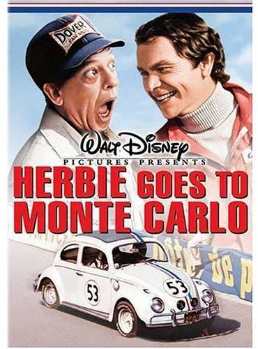 Funny movie quotes from Herbie Goes to Monte Carlo, starring Dean Jones, Don Knotts