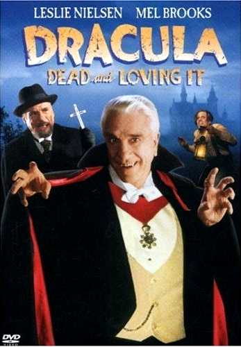Funny movie quotes from Dracula: Dead and Loving It, a Mel Brooks comedy starring Leslie Nielsen