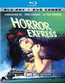 Funny movie quotes from Horror Express, starring Peter Cushing, Christopher Lee, Telly Savalas