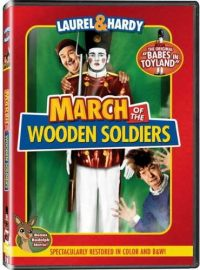 Funny movie quotes from March of the Wooden Soldiers, starring Laurel and Hardy (also known asBabes in Toyland)