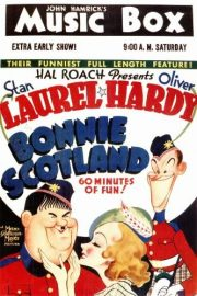 Funny movie quotes fromBonnie Scotland, starring Laurel and Hardy