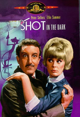 Funny movie quotes from A Shot in the Dark, the second Pink Panther movie, starring Peter Sellers, Elke Sommer, Herbert Lom