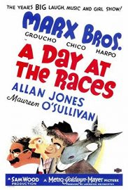 Funny movie quotes from A Day at the Races, starring the Marx Brothers, a very funny Marx Brothers film