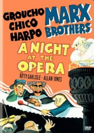Funny movie quotes from A Night at the Opera, starring the Marx Brothers: