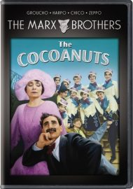 Funny movie quotes from The Cocoanuts, starring the Marx Brothers (Groucho, Chico, Harpo, Zeppo)