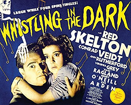 Funny movie quotes fromWhistling in the Dark starring Red Skelton, Ann Rutherford, Rags Ragland, Eve Arden - a very funny crime mystery