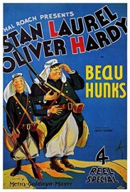 Funny movie quotes from Beau Hunks, starring Laurel and Hardy