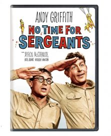 Funny movie quotes from No Time for Sergeants starring Andy Griffith