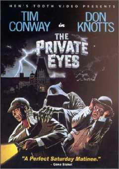 Funny Movie Quotes from The Private Eyes (1981), co-starring Don Knotts and Tim Conway