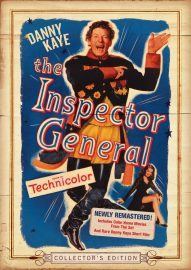 Funny movie quotes from The Inspector General (1949) starring Danny Kaye