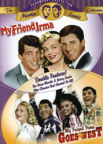 Funny movie quotes from My Friend Irma starring Dean Martin, Jerry Lewis, Marie Wilson, Diana Lynn