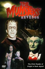Funny movie quotes from The Munsters Revenge starring Fred Gwynne, Yvonne DeCarlo, Al Lewis, Sid Caesar