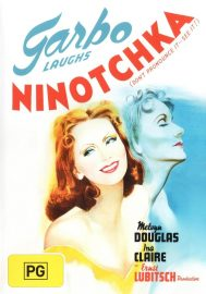 Funny movie quotes from Ninotchka, starring Greta Garbo Greta Garbo only made one comedy, Ninotchka - but with a great many funny lines!  Enjoy!