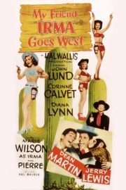 Funny movie quotes from My Friend Irma Goes West