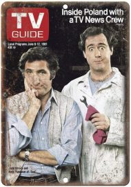 The Bible and the TV Guide