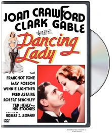 Funny movie quotes from Dancing Lady starring Clark Gable, Joan Crawford, Franchot Tone, the Three Stooges, and Fred Astaire