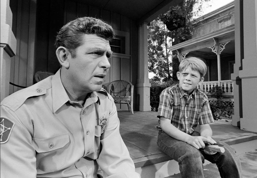 Funny TV quotes from The New Housekeeper – The Andy Griffith Show season 1, episode 1