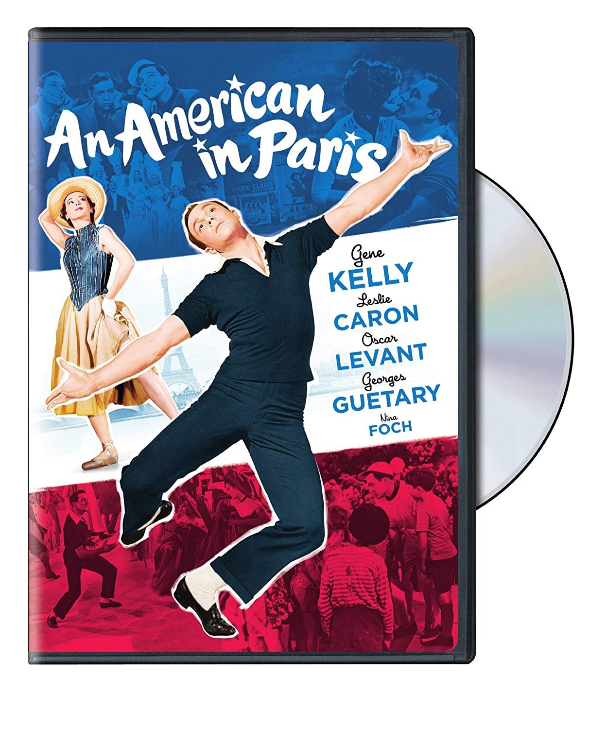 Funny movie quotes from An American in Paris starring Gene Kelly, Leslie Carron, Oscar Levant - a romantic triangle with lots of dancing - and lots of humor! Read on ...