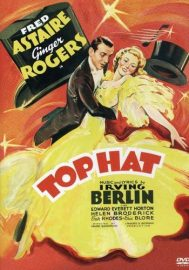 Funny movie quotes from Top Hat, a very funny romantic comedy - starring Fred Astaire & Ginger Rogers. She falls in love with him, despite (wrongly) thinking he's her best friend's husband. Which leads to a lot of conflict ... and humor! Enjoy!