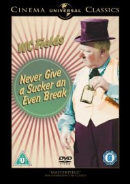 Funny movie quotes for Never Give a Sucker an Even Break (1941) starring W. C. Fields