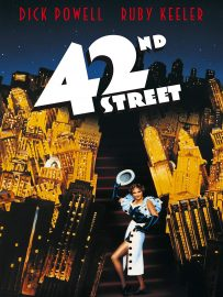 Funny movie quotes from 42nd Street – the classic film about a Broadway musical production, filled with lots of snarky humor! Enjoy!