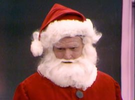Santa Claus is a Man - A rebuttal to 'Is Santa Claus a Woman?' - proving that Santa Claus is, and must be, a man! Grunt!