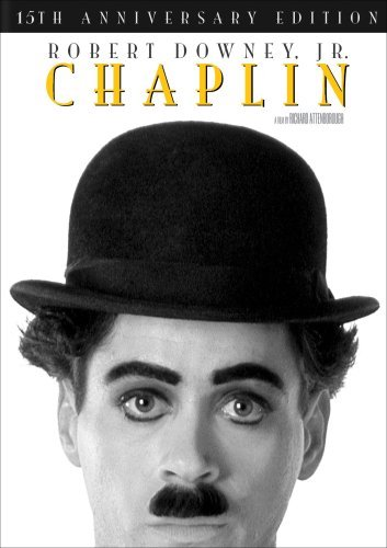 Funny movie quotes from Chaplin starring Robert Downey Jr.