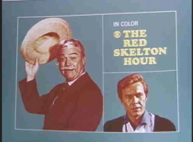 In The Red Skelton Show episode, A Taste of Money, Red Skelton's con man character San Fernando Red tries to scam a rich widow … by pretending to be her long-lost son.