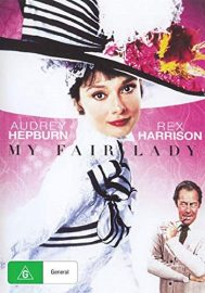 Funny movie quotes from My Fair Lady, starring Rex Harrison, Audrey Hepburn