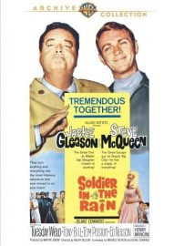 Funny movie quotes from Soldier in the Rain (1963) starring Jackie Gleason, Steve McQueen, Tuesday Weld