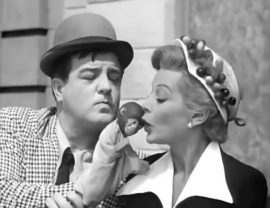 Funny quotes from The Vacuum Cleaner Salesman, a funny episode of The Abbott and Costello Show