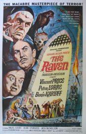 Movie quotes from The Raven (1963) starring Vincent Price, Peter Lorre, Boris Karloff, Jack Nicholson, Hazel Court
