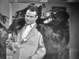 Grizzly bear joke [Red Skelton Show]